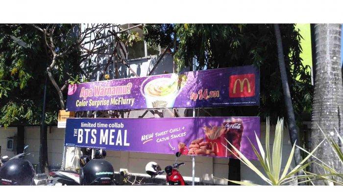Promo McDonald's Hanya Rp 50 Ribu Saja