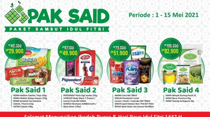 Promo Alfamart TERBARU 1-15 Mei 2021, Paket Detergen, Minyak Goreng, Beras, Snack Mulai Rp 29 Ribuan