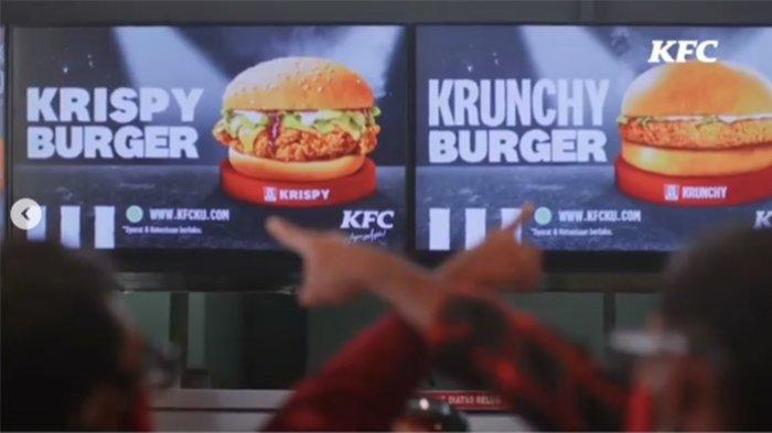 Promo KFC 17 Februari 2021, Sarapan Riser Asam Manis Rp 16 Ribuan, Burger Ayam Mulai Rp 10 Ribuan