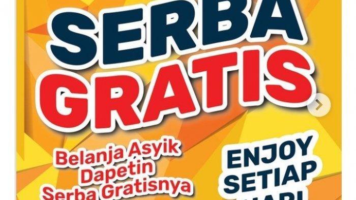 PROMO SERBA GRATIS ALFAMART 6 Mei 2021, Adapula Promo Kejutan 5.5 dan Promo Spesial THR