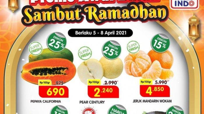 Promo Superindo 7 April 2021, HARGA SUPER HEMAT, Ayam Kampung Rp42.500, Buah-buahan Diskon 25%