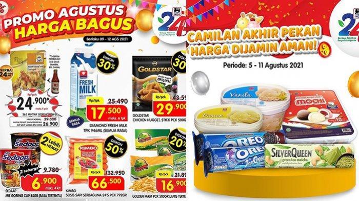 Promo Superindo 11 Agustus 2021, Ikan Gurame Rp4.290, Apel, Telur Ayam Serba Rp24.000