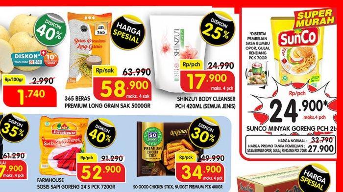 PROMO SUPERINDO 2 – 4 Juli 2021, Mie Instant Diskon 15%, Buah Diskon 40%, Minyak Goreng Murah
