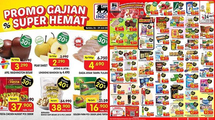 Promo Superindo 27 Juli 2021, Dada Ayam, Nugget Diskon 30%, Mie Instan Beli 5 Rp 11 Ribuan
