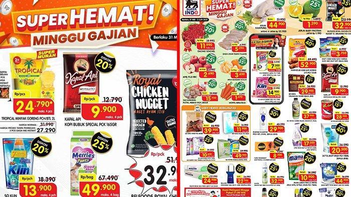 Promo Superindo Terakhir 3 Juni 2021, Minyak Goreng Murah Rp 24 Ribuan, Camilan Beli 2 Lebih Hemat