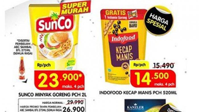 PROMO Superindo Hari Ini, Minyak Goreng 2L Hanya Rp 23 Ribuan, Buah Segar Diskon 35%