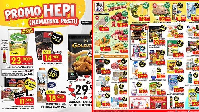 Promo Superindo Hari Ini 22 Juni 2021, Mie Instan Beli 5 Rp11.500, Daging Semur Harga Spesial