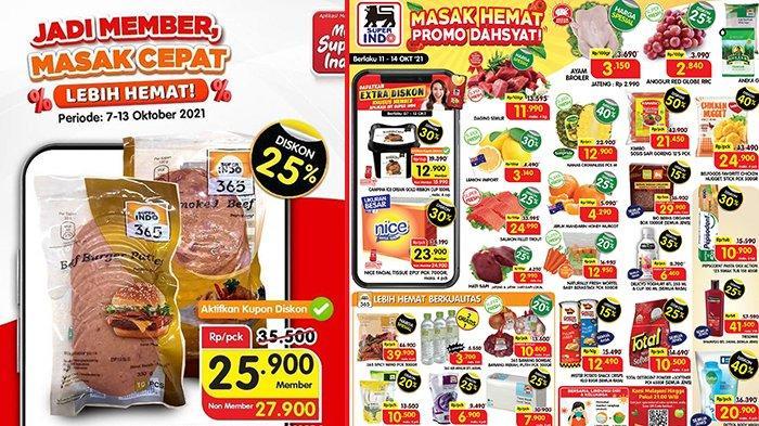 Promo Superindo TERBARU 11-14 Oktober 2021, Minyak Goreng 2L Rp25.900, Sosis Kimbo Diskon 50%