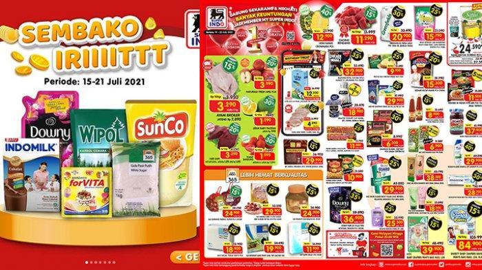 Promo Superindo TERBARU 19-22 Juli 2021, Minyak Goreng 2L Rp24.590, Nugget Diskon 35%, Sembako Murah