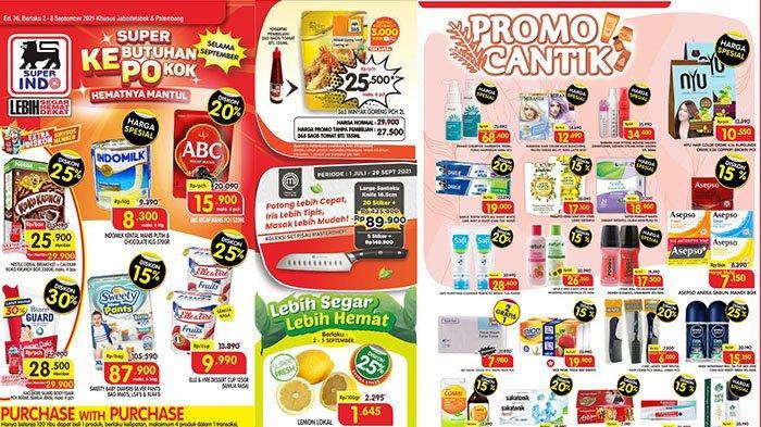 PROMO Superindo TERBARU 2 - 8 September 2021: Minyak Goreng 2L Rp25.500, Dada Ayam Filet Rp5.295