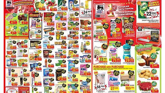 Promo Superindo TERBARU 26-29 Juli 2021, Minyak Goreng Tropical 2L Rp24.400, Sosis Kimbo Diskon 50%