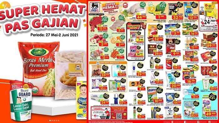 Promo Superindo TERBARU 31 Mei - 3 Juni 2021, Minyak Goreng 2L Rp24.790, Mie Instan Beli 5 Rp11.000