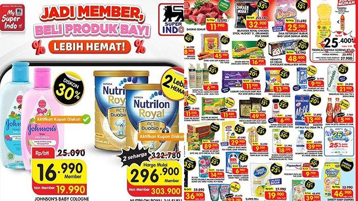 Promo Superindo TERBARU 6 - 9 September 2021, Minyak Goreng 2L Rp25.400, Sosis Kimbo Diskon 50%