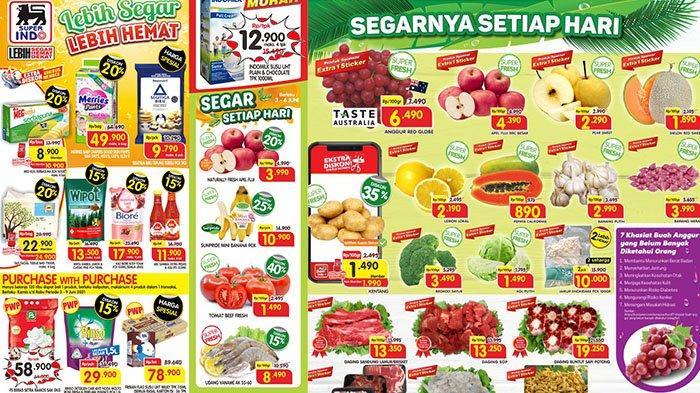 Promo Superindo 4 Juni 2021, Diskon Beras, Daging, Minyak Goreng, Gula Pasir, Diapers Diskon 20%
