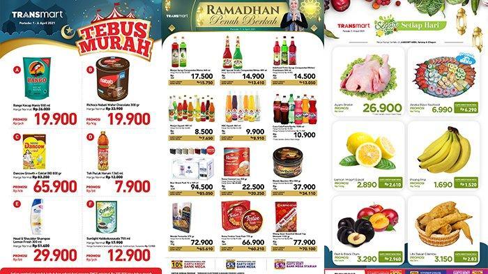 Promo Transmart Carrefour Hari Ini 6 April 2021, Wow Hemat Diskon Buah, Ayam, dan Baso Seafood