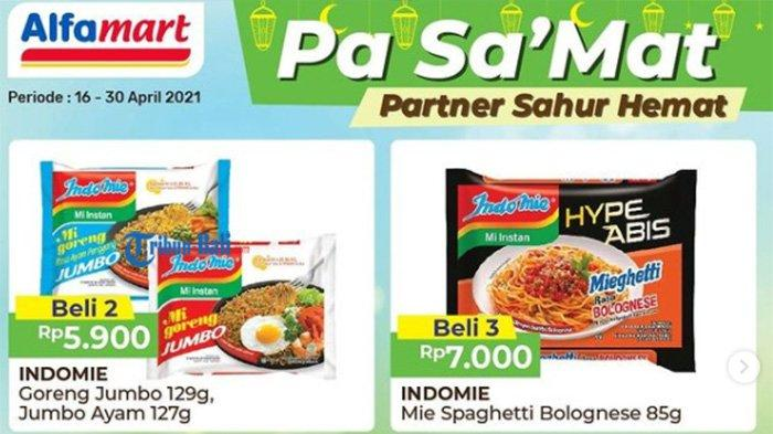Promo Alfamart Senin 19 April 2021, Promo Partner Sahur Hemat, Ice Cream Walls Diskon 40 Persen
