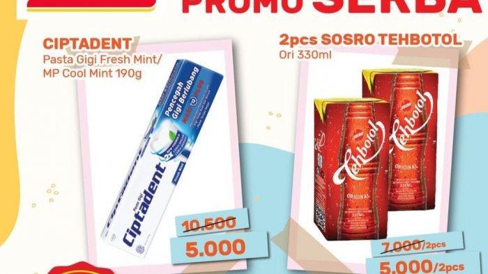 PROMO Alfamart 23-24 September 2021 Minyak Goreng GRATIS, Diapers & Susu MURAH, Produk Serba Rp5.000