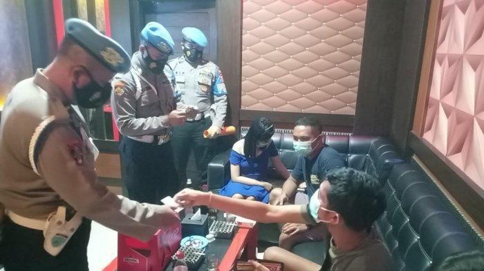 Sidak Sejumlah Kafe di Tabanan, Propam Incar Anggota Polisi dan ASN Masuk Tempat Hiburan Malam