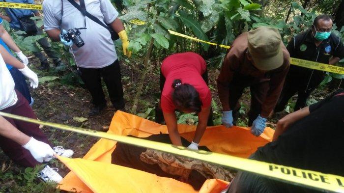 Penemuan Mayat di Areal Sungai Karang Anyar Tabanan, Polisi Ungkap Hasil Pemeriksaan Luar