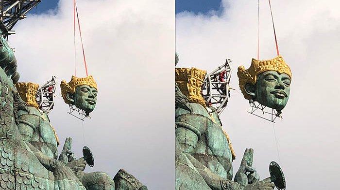 Hari Ini Patung Garuda Wisnu Kencana Akan Diupacarai, Begini Kilas Balik Sejarah Monumental GWK