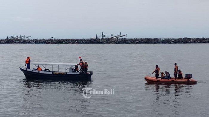 Nelayan Hilang di Perairan Pengambengan Jembrana