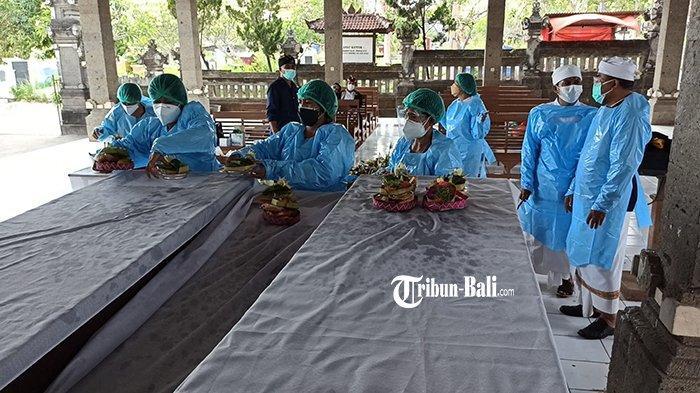 RSUP Sanglah Denpasar Kremasi 25 Jenazah Telantar Tahun 2021, Jenazah Tertua Tersimpan Sejak 2019