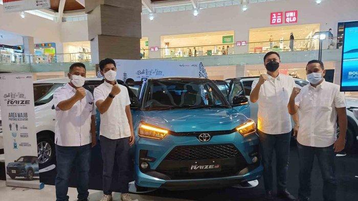 Lengkapi Pilihan Segmen SUV, Toyota Raize Resmi Hadir di Bali