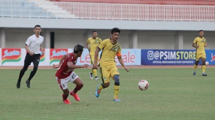 Bali United Ditahan Imbang Tim Liga 2, Gunawan Dwi Cahyo Kartu Merah