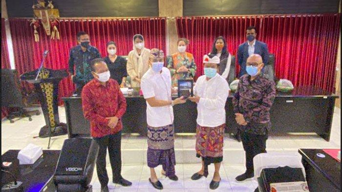 Temui Bupati Bangli, Pimpinan BKSAP DPR Dorong Penguatan Sektor Pertanian Sebagai Penyangga Ekonomi