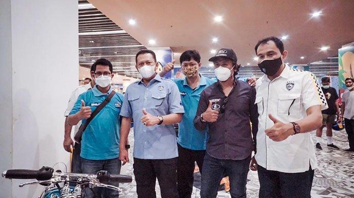 Populerkan Kendaraan Listrik, PLN Bali Bersama Komunitas Pamerkan Kreasi Motor Listrik