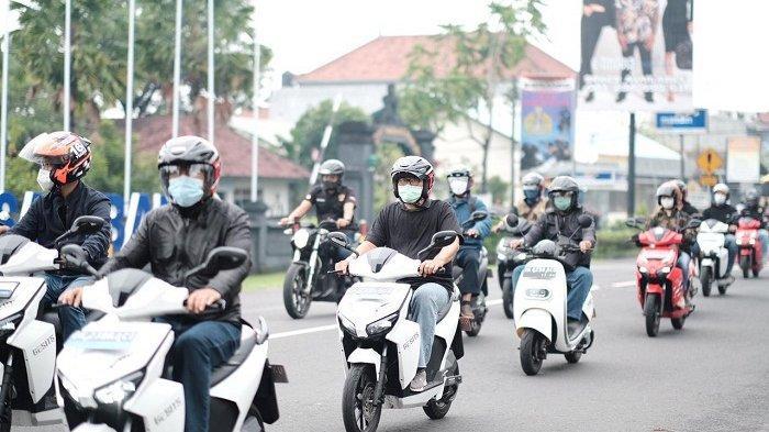 PLN UID Bali Ajak Masyarakat Gunakan Kendaraan Listrik, Hemat Biaya hingga 25 Persen