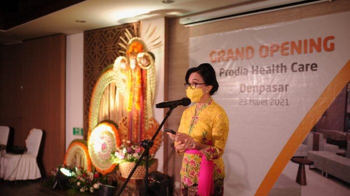 PT Prodia Widyahusada Tbk (kode saham: PRDA) melakukan relokasi cabang Denpasar ke lokasi baru di Jl. Puputan No.56, Denpasar, yang sebelumnya berlokasi di Jl. Diponegoro No. 192, Denpasar.