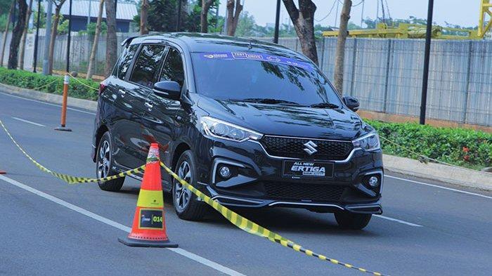 Suzuki All New Ertiga dan New Carry Pick Up Dulang Penjualan Positif di GIIAS 2019