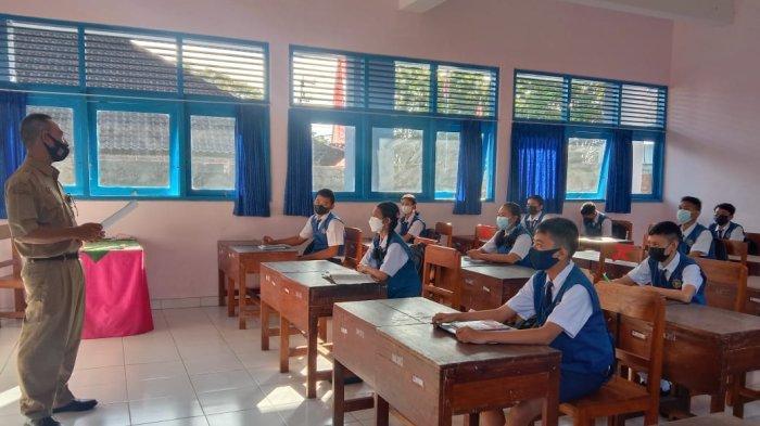 Evaluasi Belajar Tatap Muka, Pemerintah Berencana Melakukan Tracing dan Testing di Sekolah