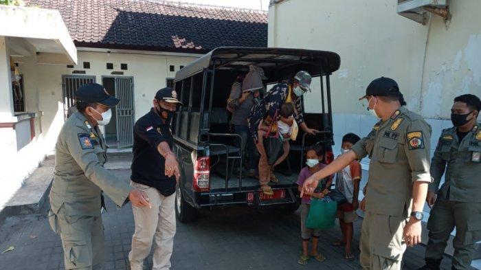 Puluhan Gepeng Pengasong Cilik di Denpasar Terjaring Razia Satpol PP, Bakal Dipulangkan