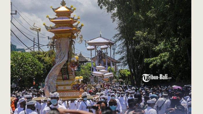 Yujin Terkesan Liburan di Bali Berkat Palebon Ida Pedanda Nabe
