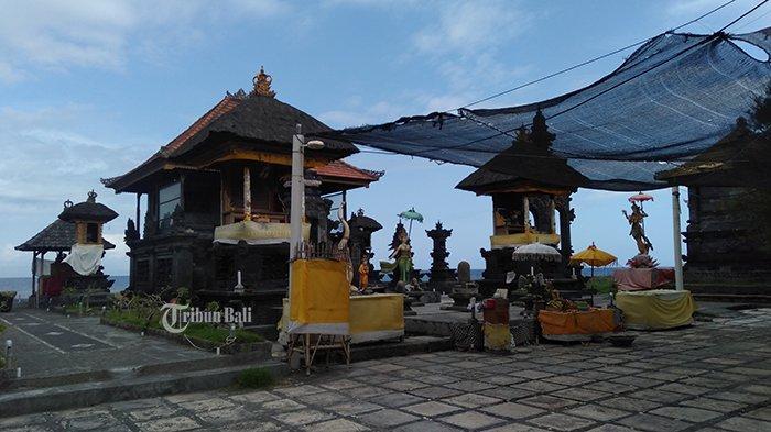 Wisata Religi Melukat di Pura Campuhan Windhu Segara Denpasar, Ada Berbagai Pelinggih dari Nusantara