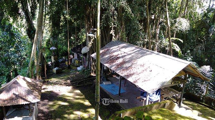 Pura Dalem Pingit, Saksi Sejarah Pertama Kali Gajah Mada Menginjak Pulau Bali