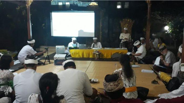 11 Orang Membicarakan Ramayana dari Berbagai Aspek di Pura Jagatnatha Denpasar