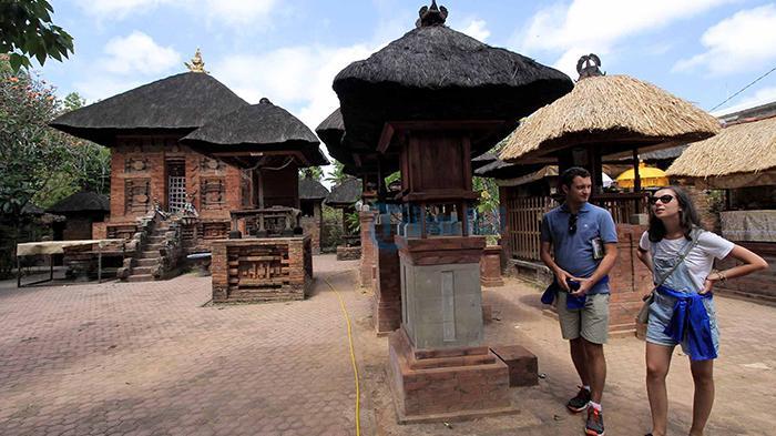TRIBUN WIKI - Ingin Berwisata Sejarah di Bali? Kunjungi 4 Situs Kuno di Kota Denpasar Ini