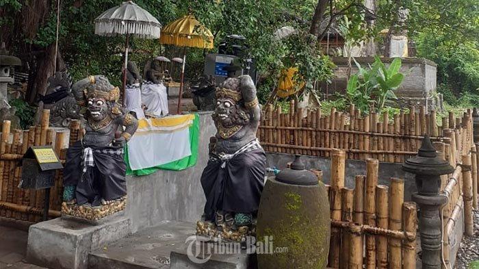Aura Magis Pura Melanting Jambe Pole di Taman Festival Bali, Ada yang Mohon Kesembuhan hingga Jodoh