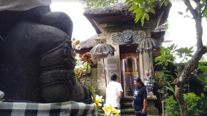 Nunas Tamba hingga Kawisesan di Pura Melanting Jambe Pole
