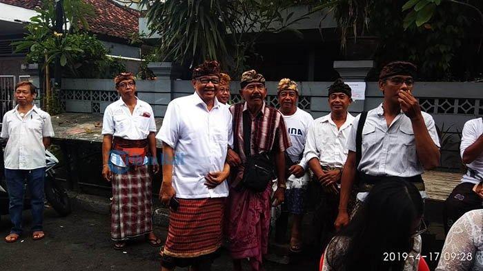 Usai Nyoblos di TPS 17 Banjar Belaluan Denpasar, Begini Harapan Menteri Puspayoga di Pemilu 2019