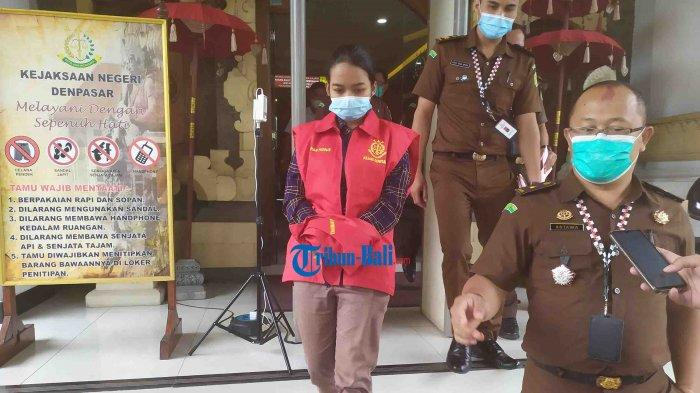 Tilep Dana Nasabah Sekitar Rp 500 Juta, Mantan Karyawan Bank BUMN Cabang Denpasar Ditahan