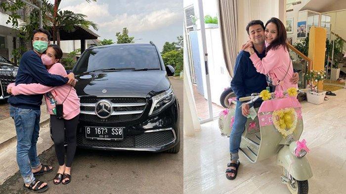 Dapat Banyak Kado Mulai Dompet Sampai Mobil Mewah, Raffi Ahmad Ingin Tahun Ini Punya Anak Lagi