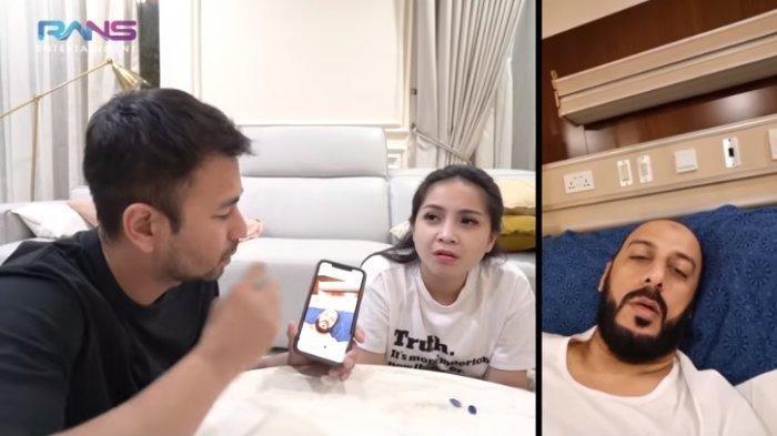 Nagita Slavina Berkaca-kaca Saat Mendengar Voice Note Terakhir Syekh Ali Jaber ke Raffi Ahmad