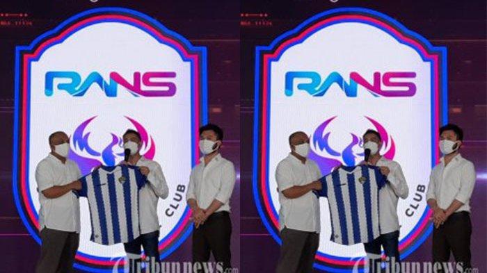 Akuisisi Klub Raffi Ahmad Resmi Ubah Jadi RANS Cilegon FC, Nilai Investasi di Atas Rp 300 Miliar