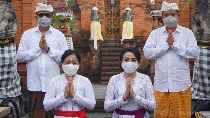 Rai Mantra dan Jaya Negara Ucapkan Selamat Hari Suci Galungan dan Kuningan
