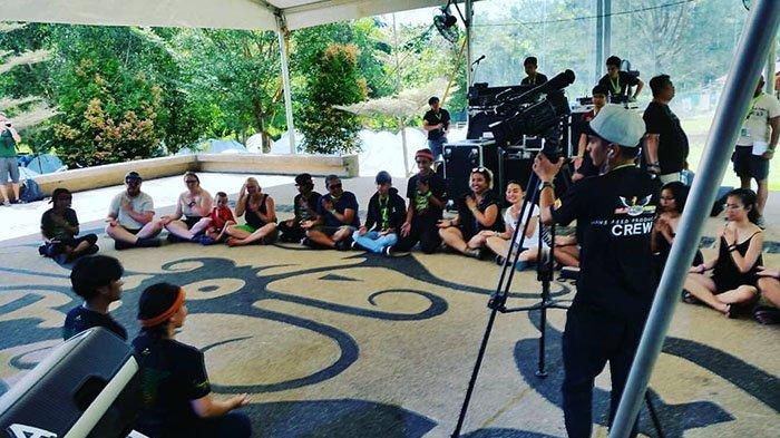 Indonesia dalam Festival Dunia Hadirkan 30 Ribu Pengunjung Rainforest World Music Festival