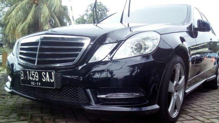 DIJUAL! Mobil Mercedes Benz Bekas Rombongan Raja Salman Dijual, Tertarik?
